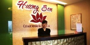 Bảng giá dịch vụ massage Hương Sen chi tiết từ A đến Z