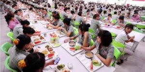 Suất ăn công nghiệp đảm bảo dinh dưỡng cần những gì (1)