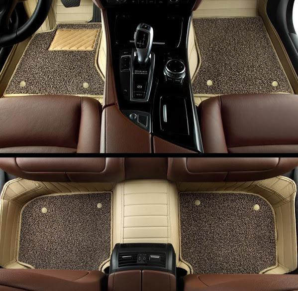 4 tiêu chí quan trọng để sở hữu thảm lót sàn xe ô tô như ý